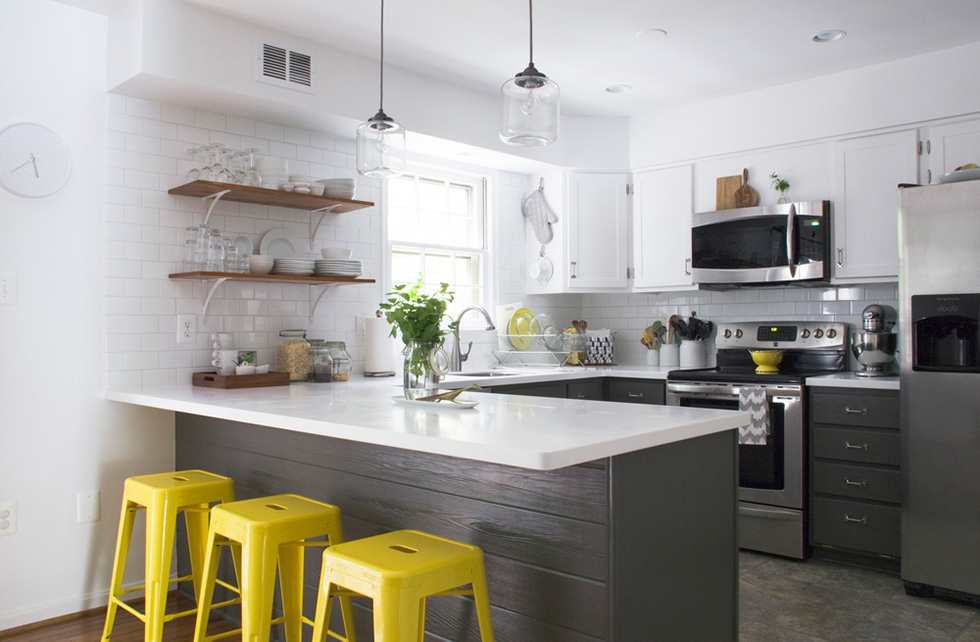 Grey Kitchen Cabinet Images 9 kitchen trends that can't go wrong | houselogic kitchen remodeling