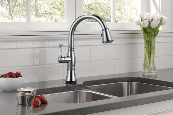 8 kitchen trends that can 39 t go wrong kitchen remodeling for Bathroom faucet trends