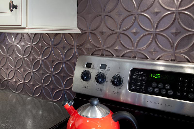 12 kitchen backsplash ideas to fit any budget - Easy Backsplash Ideas For Kitchen