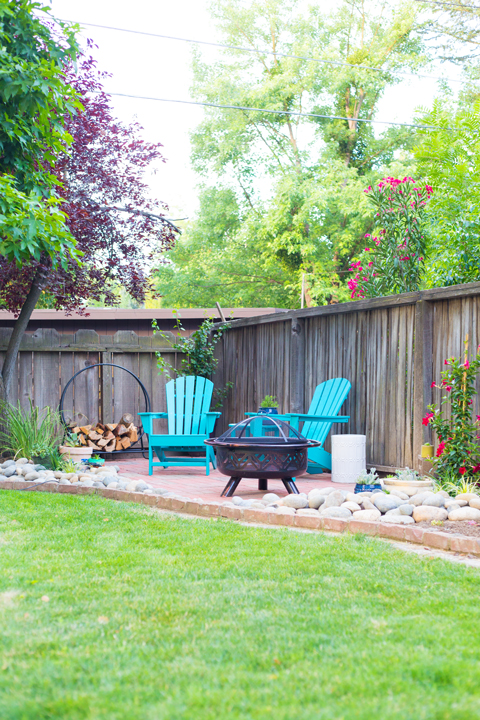 Backyard Before And After backyard before and after makeover ideas | small backyard landscaping