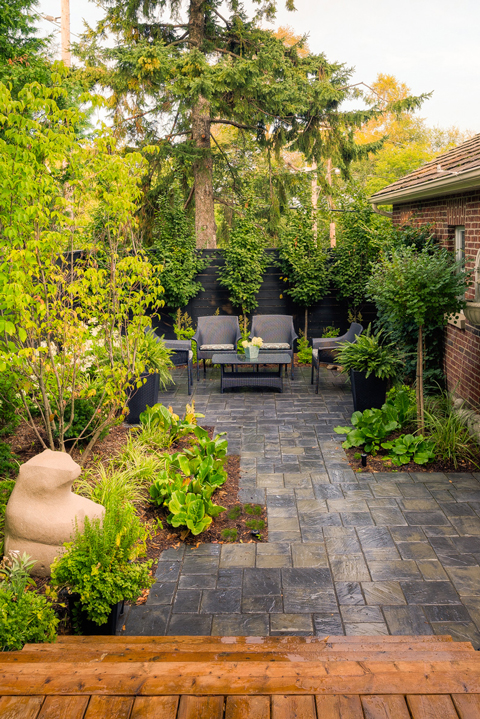 pictures of landscaped yards