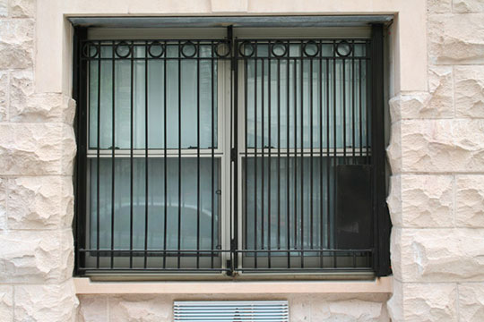 Bars On Windows Security Gate For Windows Burglar Bars