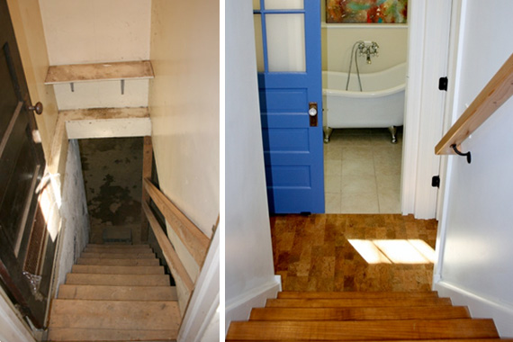 Basement Refinishing Ideas Property how to remodel a dark basement | basement remodeling before and after