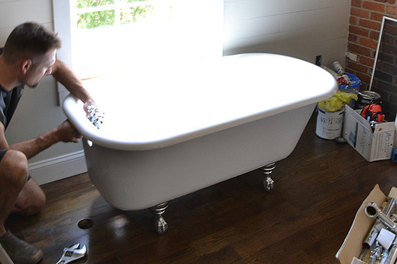 Bathtub Remodel Ideas Bathtub Surrounds HouseLogic Bathroom Tips - How to remodel an old bathroom