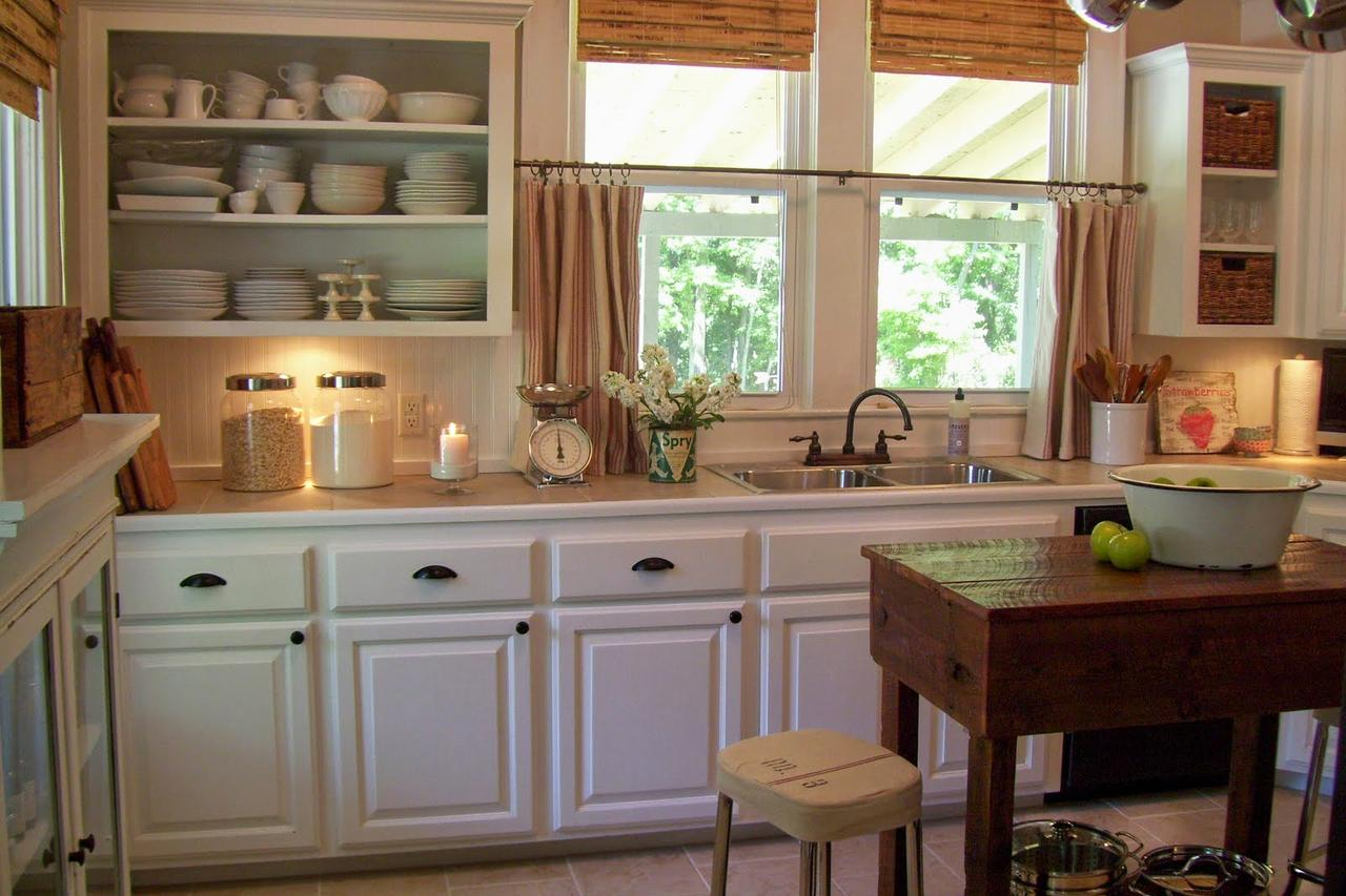 Diy kitchen remodel budget kitchen remodel for Kitchen remodels on a budget photos
