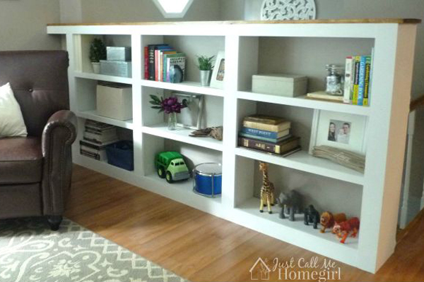 BuiltIn Shelves BuiltIn Shelving Storage Shelves - Diy built in shelves
