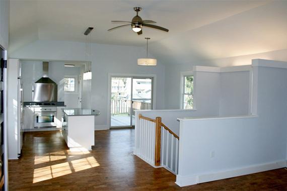 Bungalow kitchen renovation kitchen renovation costs for Bungalow basement renovation ideas