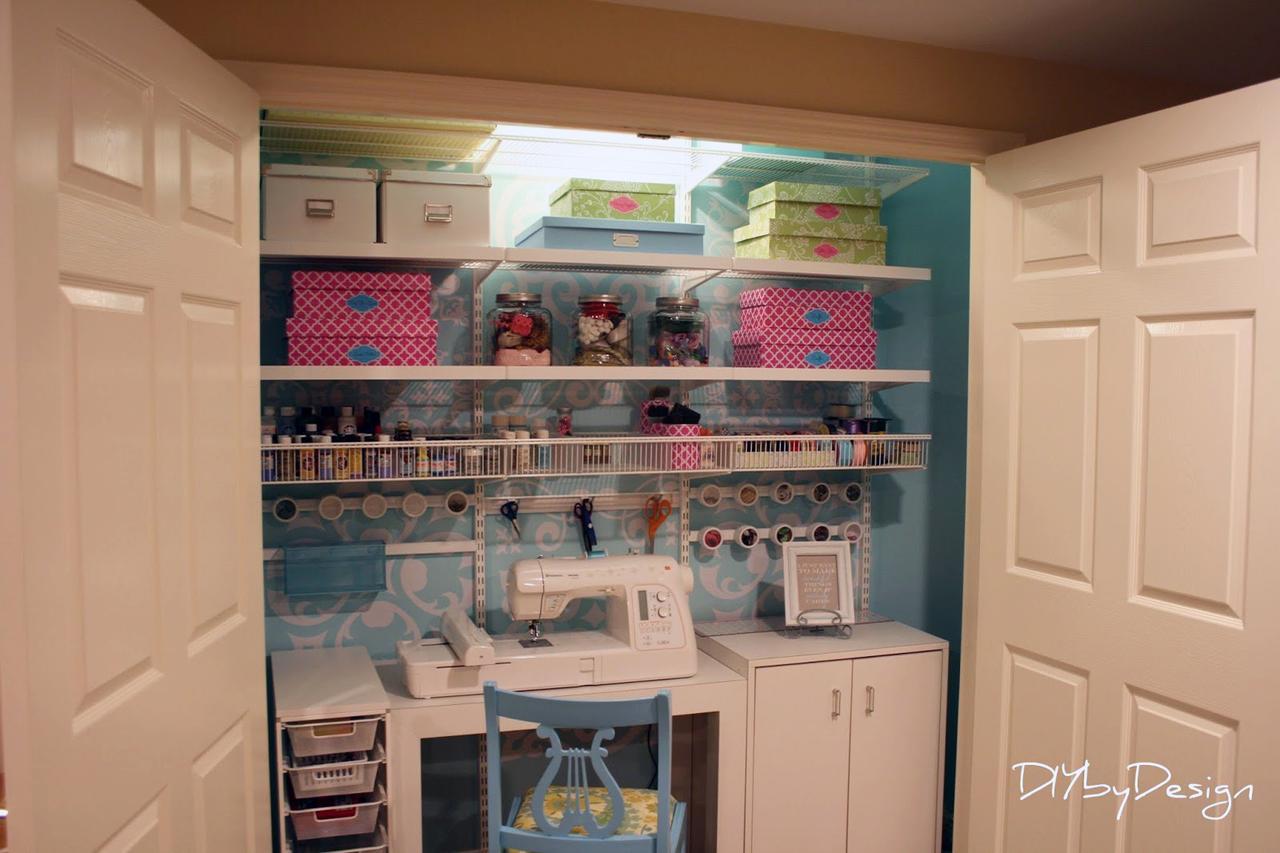 Closet conversions 5 clever closet conversions houselogic for Convert kitchen desk to pantry