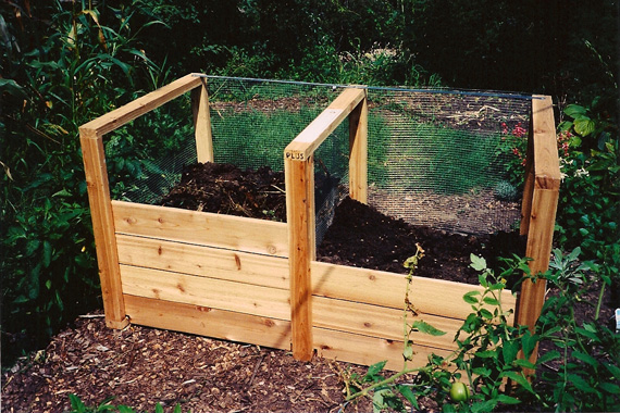 Home Composting Tips How To Build A Home Compost Pile