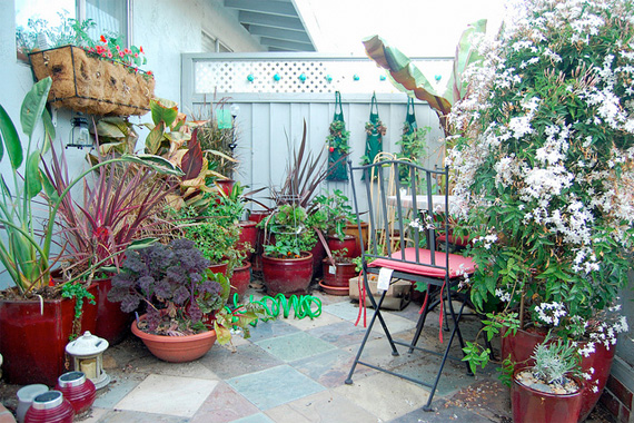 Pot Garden Ideas garden design ideas make a flower pot garden at home Looking For Container Gardening Ideas