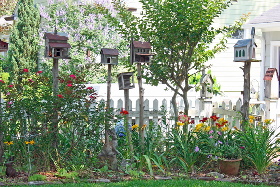 8 charming cottage gardens - Front Yard Cottage Garden Ideas