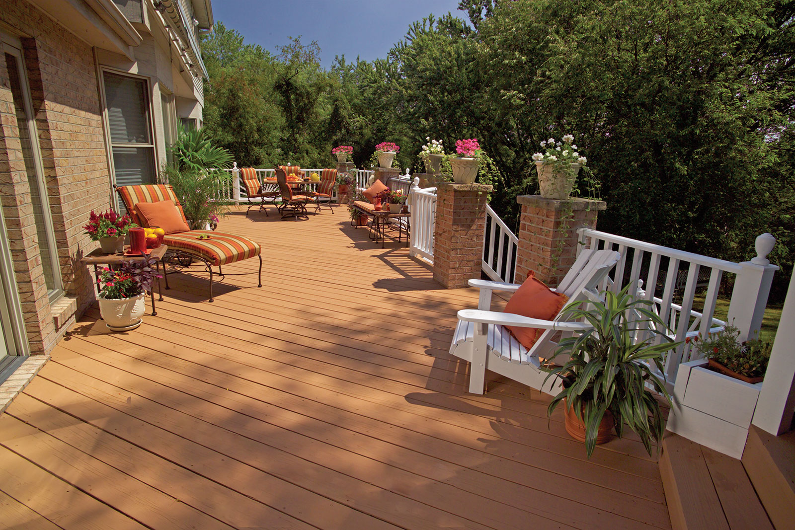 deck care and maintenance maintain your deck with houselogic tips