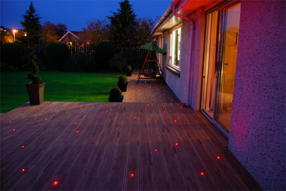 deck and patio lighting ideas that add livability - Deck Lighting Ideas
