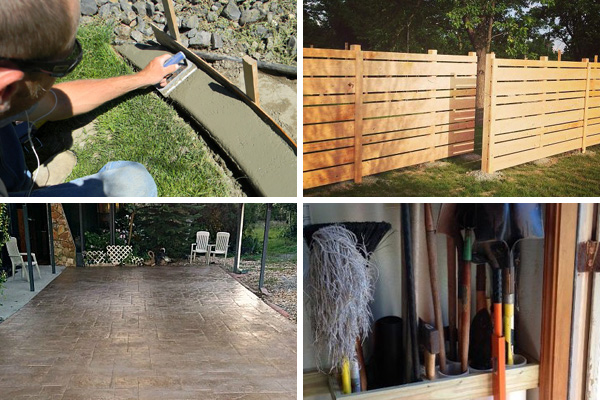Diy Outdoor Projects On A Budget Cheap Landscaping Ideas