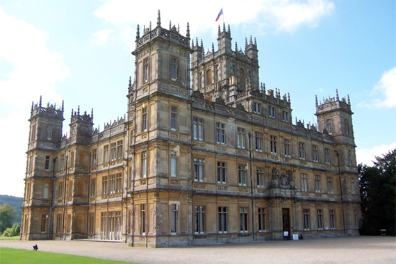 Downton Abbey Gets An Energy Makeover Downton Abby Season 3