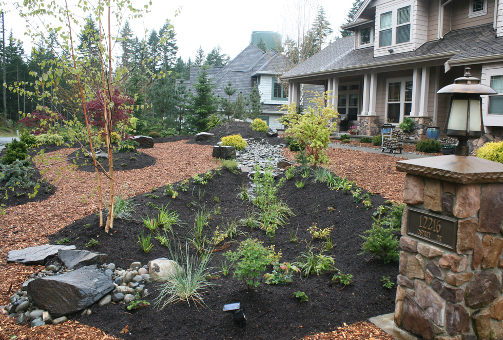 Easy Backyard Landscaping easy landscaping ideas | low maintenance yard ideas