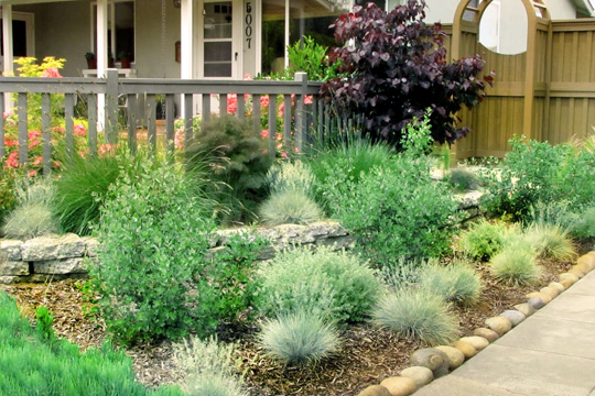 easy landscaping easy maintenance landscaping yard tips