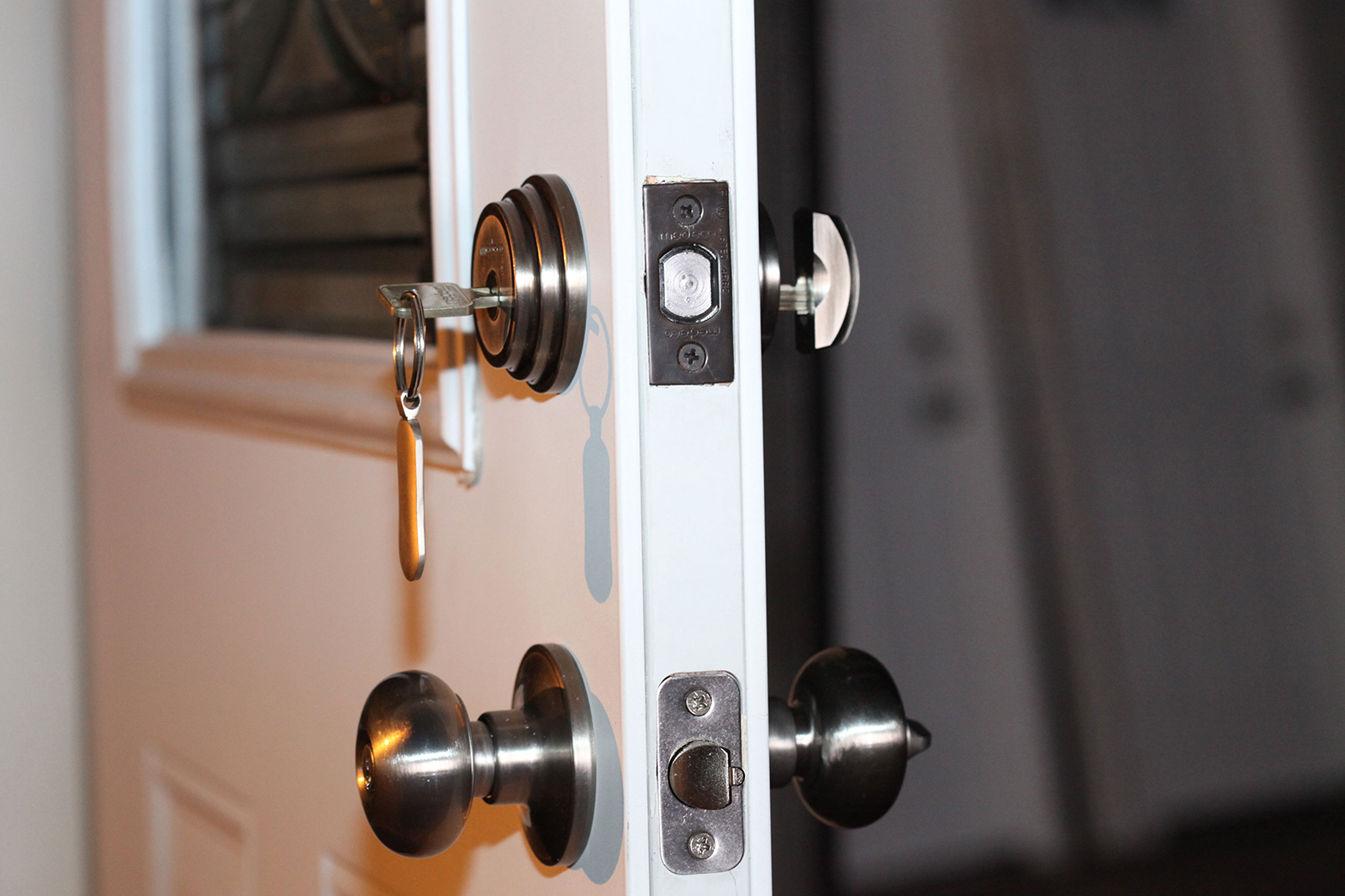Are Electronic Door Locks Safe? | Best Locks for Home | HouseLogic