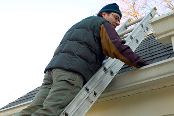 How To Clean Gutters Best Way To Clean Gutters Houselogic