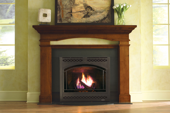 If you want to add a fireplace to your existing home