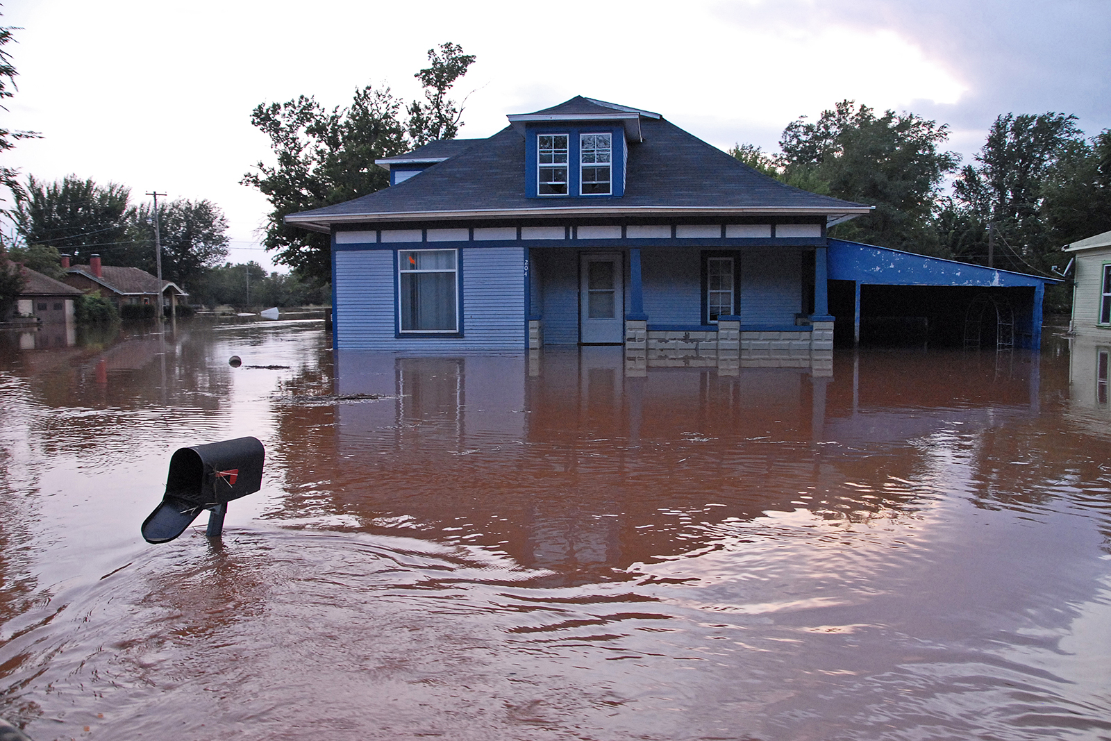 Image result for flooding house