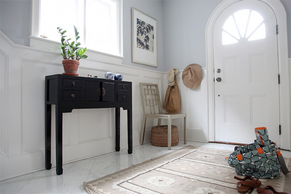 Foyer Home Insurance : Foyer ideas for less than entryway organization