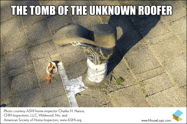 Funny Fail Tomb Of The Unknown Roofer