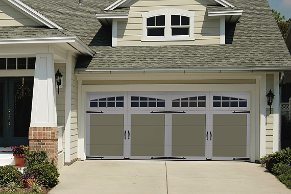 Types Of Garage Doors Garage Door Options Garage Doors