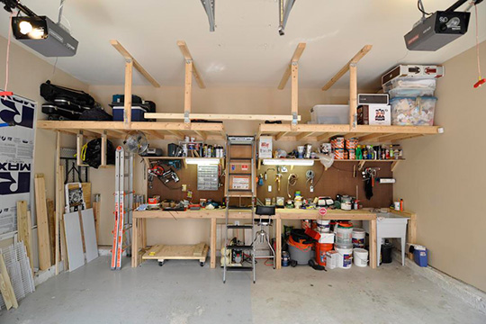 The Garage Workshop Of Your Dreams