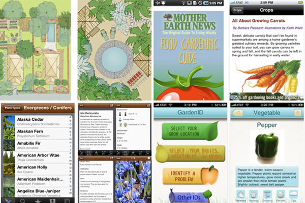 5 Great Gardening Apps