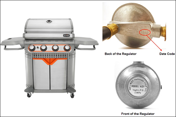 cpsc recalls 90 000 stok gas grills. Black Bedroom Furniture Sets. Home Design Ideas