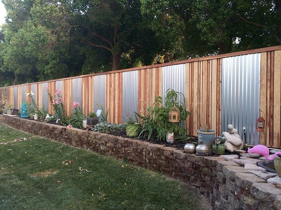 Landscaping Ideas To Hide Ugly Fence : How to hide ac unit outdoor houselogic
