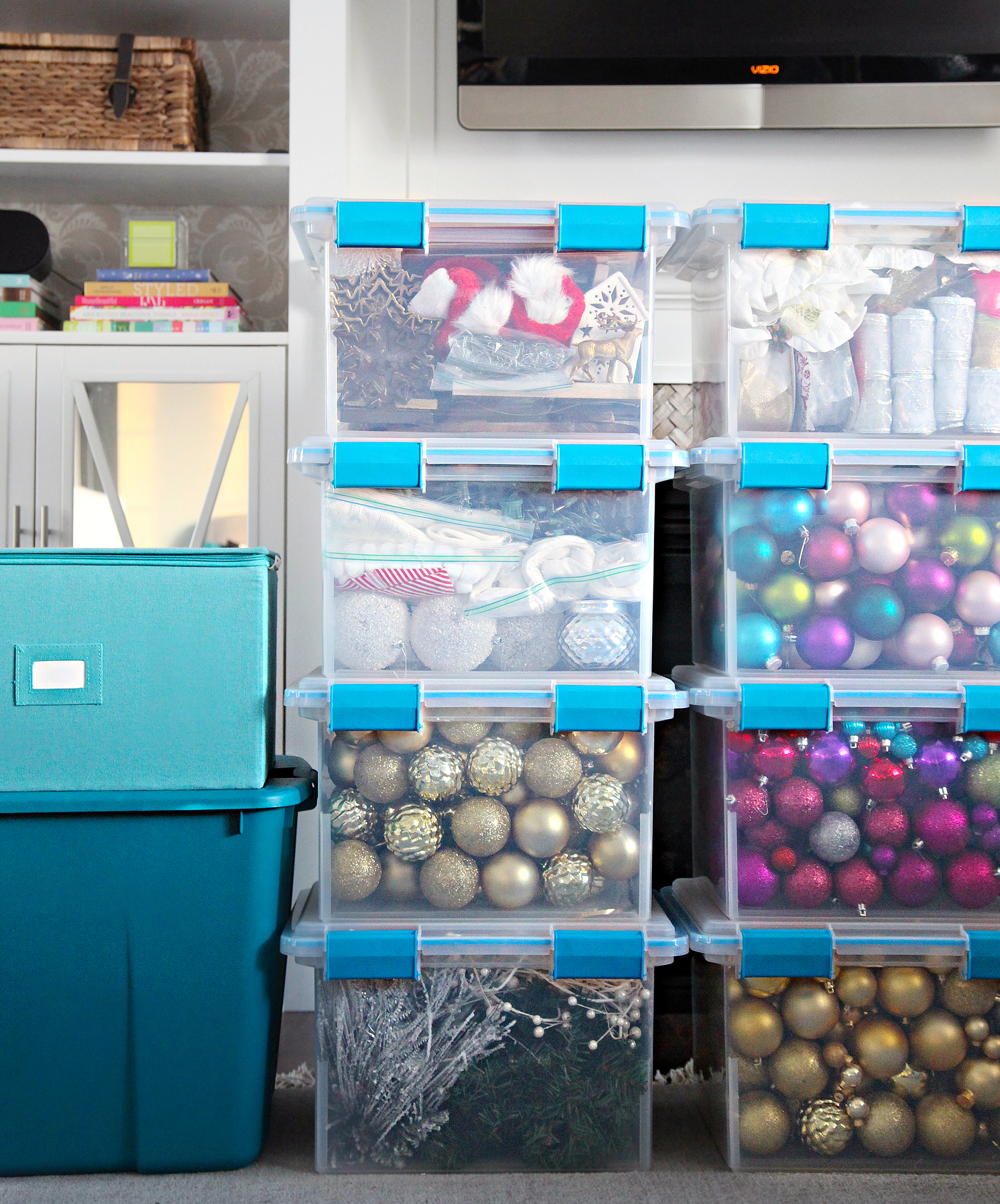 Holiday Organization And Storage Tips For All Your Decorations And Gear