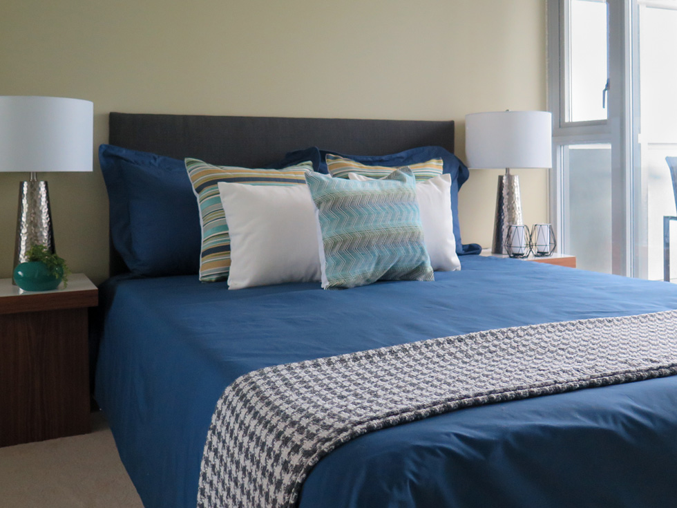 Bedroom Staging home staging tips | staging a home for sale | home staging checklist