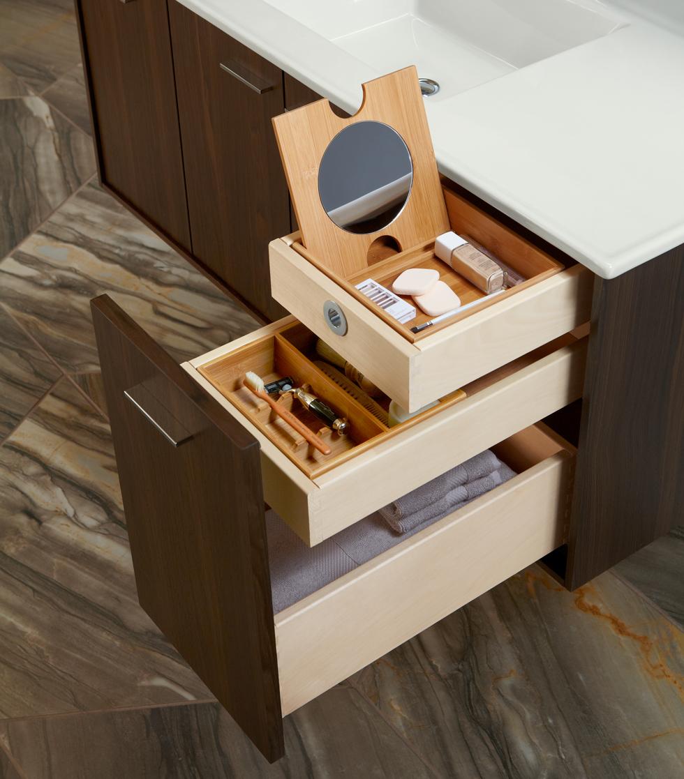 Home Storage Solutions Dresser Drawer Dividers Knife