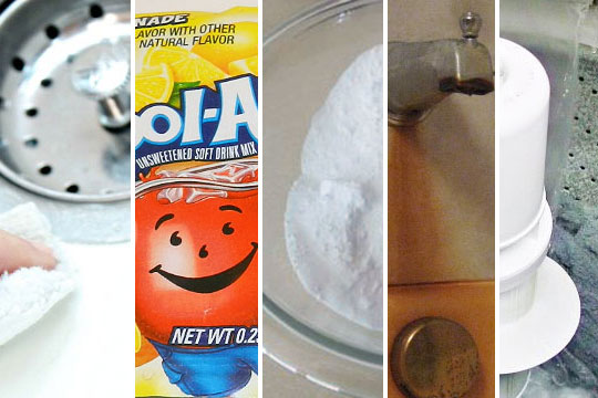 Homemade Drain Cleaner Homemade Household Cleaners