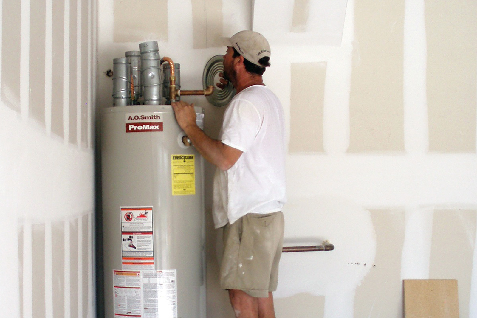 electric water heater water heater buying guide - Electric Water Heater Installation