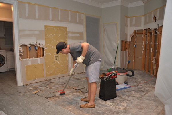 House remodeling how long does it take to remodel a house houselogic How long does a bathroom renovation take