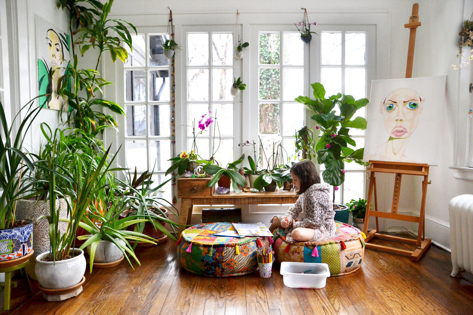 Watch How to Place Houseplants Around Your Home video