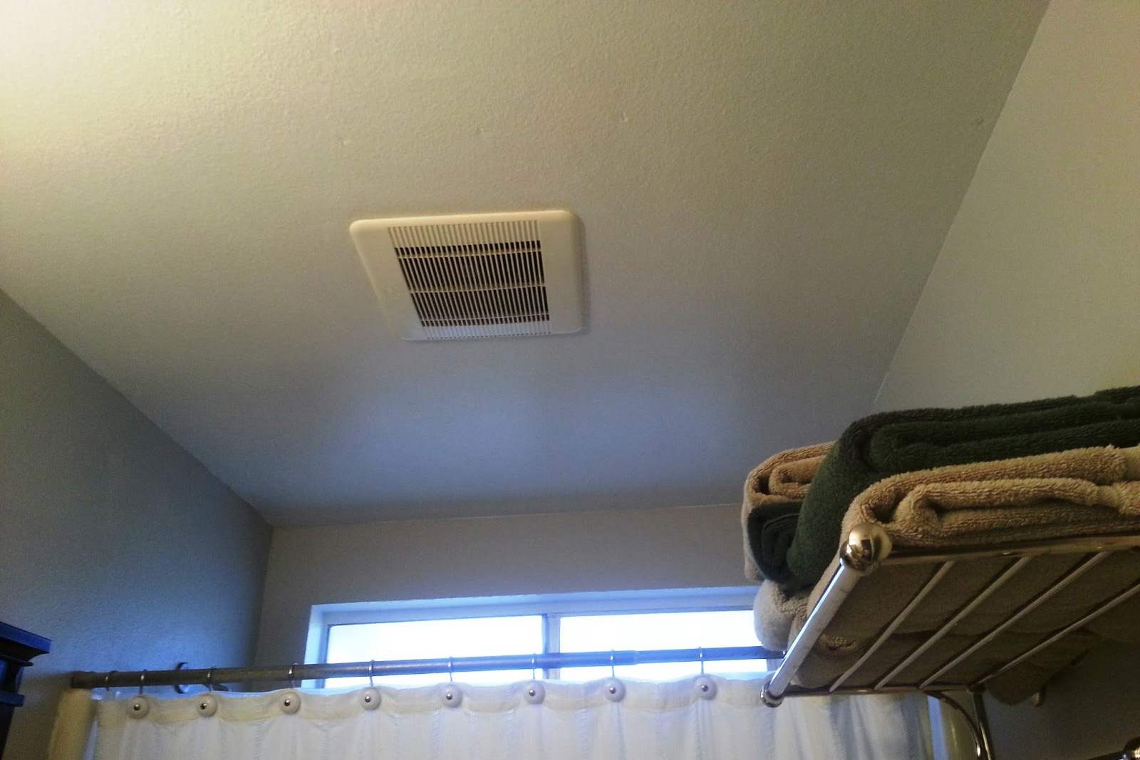 Bathroom fan location - How To Install A Bathroom Exhaust Fan Bathroom Exhaust Fan