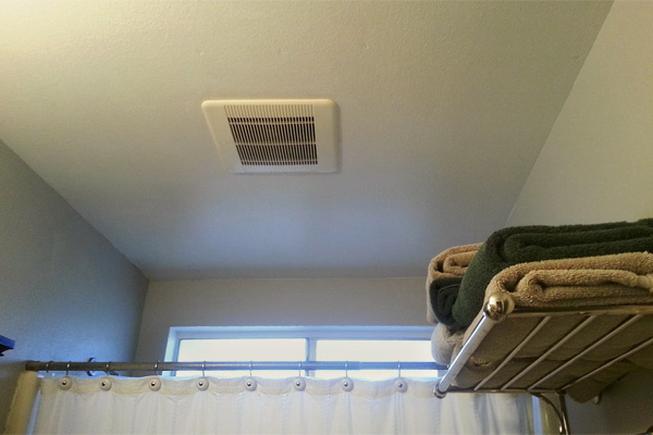 How to install a bathroom exhaust fan bathroom exhaust - Extractor de aire ...
