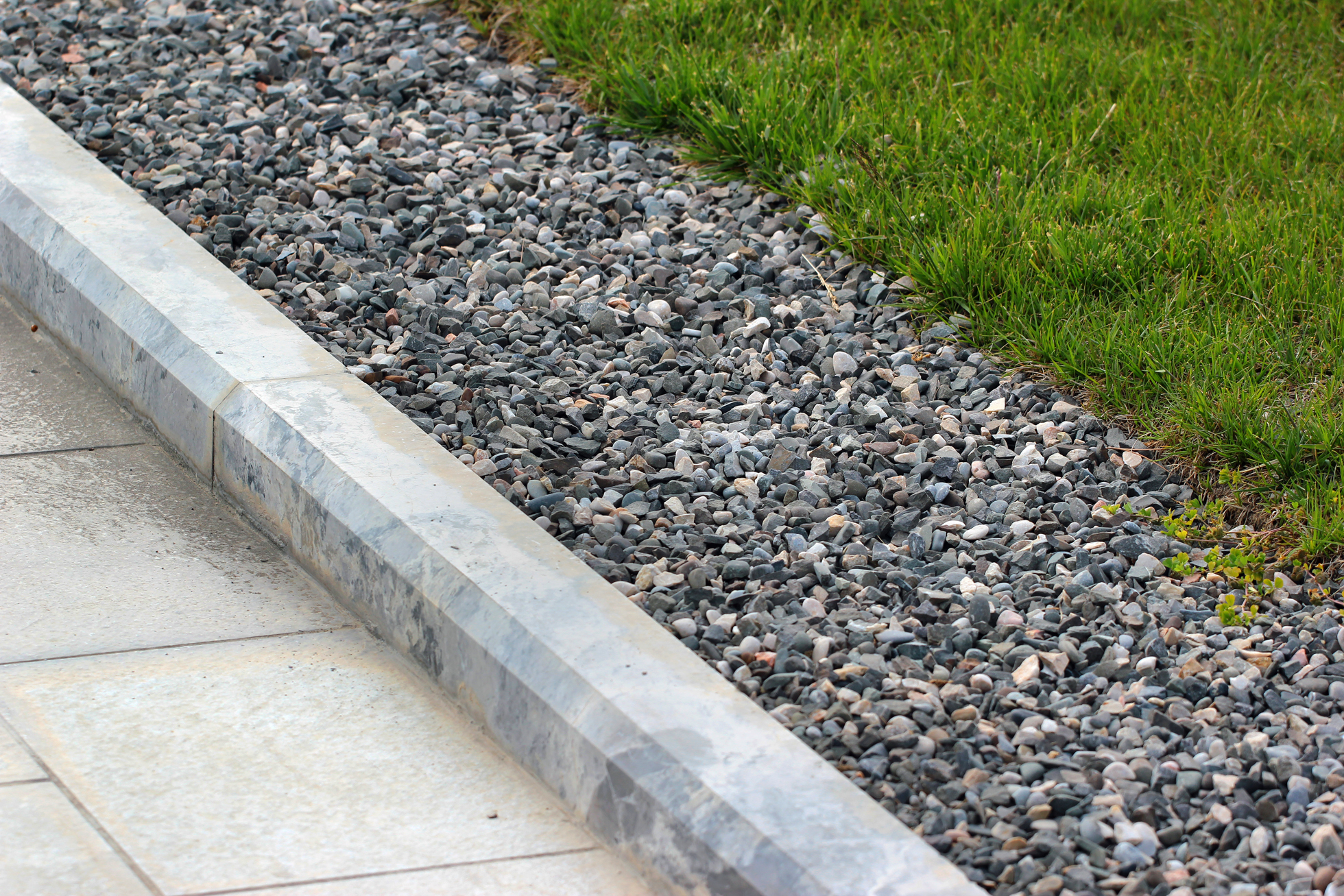 Prevent fires with a French drain