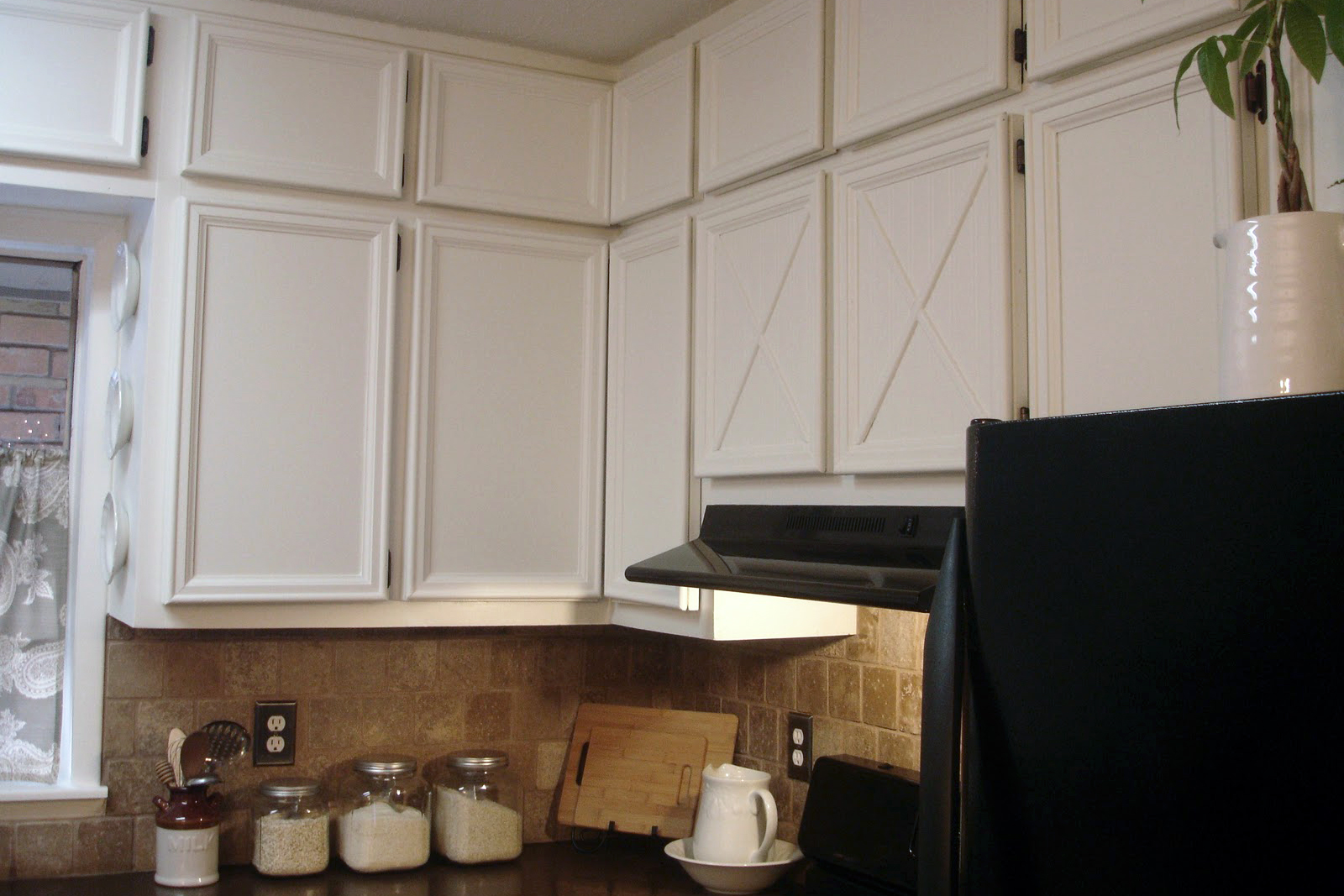 How to Update Kitchen Cabinets for Under $100 | Kitchen Cabinet Ideas