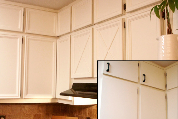 how to modernise kitchen cupboard doors 1