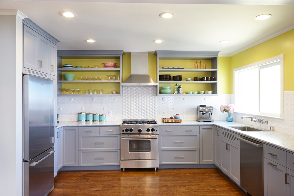 Interior Paint Color Ideas Painting Inside Kitchen Cabinets Tile