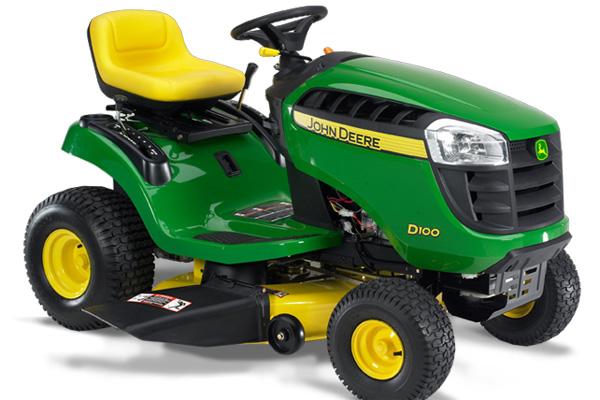 John Deere Lawn Tractors D120 : John deere lawn tractors recalled