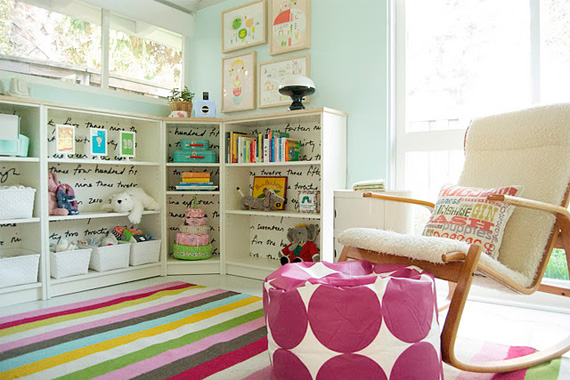 8 small space solutions for shared kids rooms