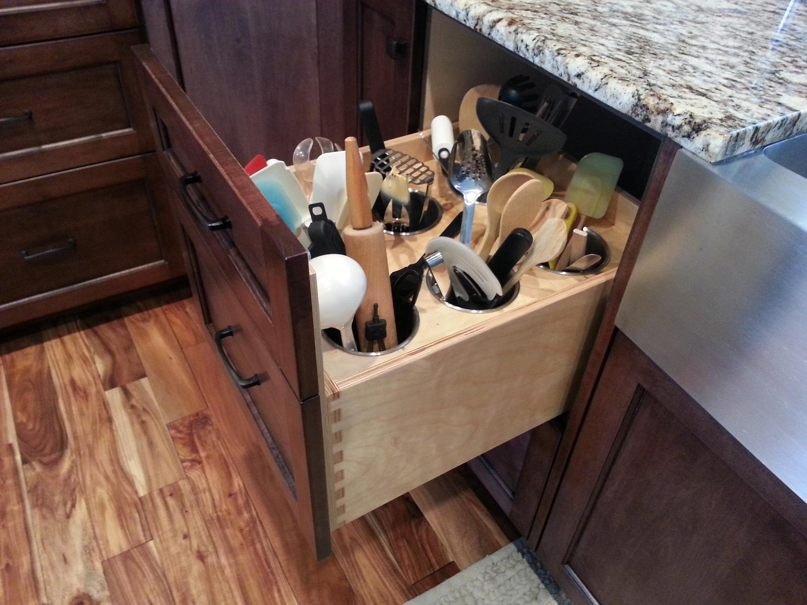 Add Drawers To Kitchen Cabinets Add Pull Out Shelves To Kitchen Cabinets Kitchen