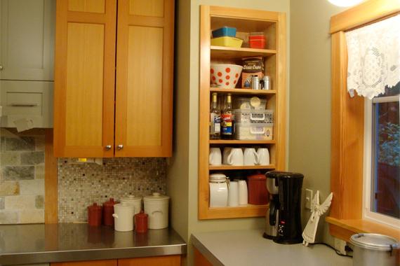 kitchen corner storage solutions.marco joe fazio photography