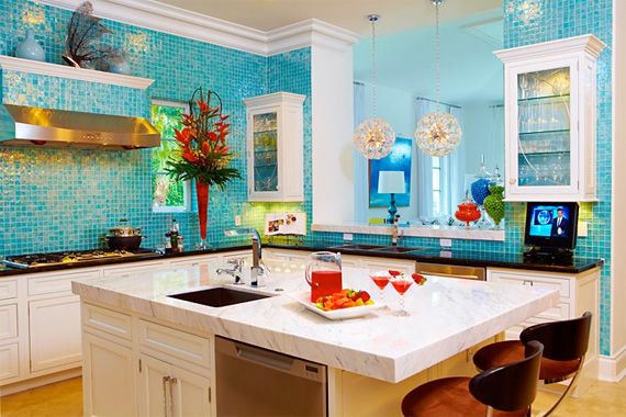 Nice Kitchen Colors wild kitchen colors, practical approaches